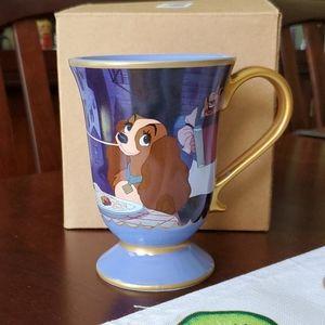 Disney Lady and the Tramp Mug